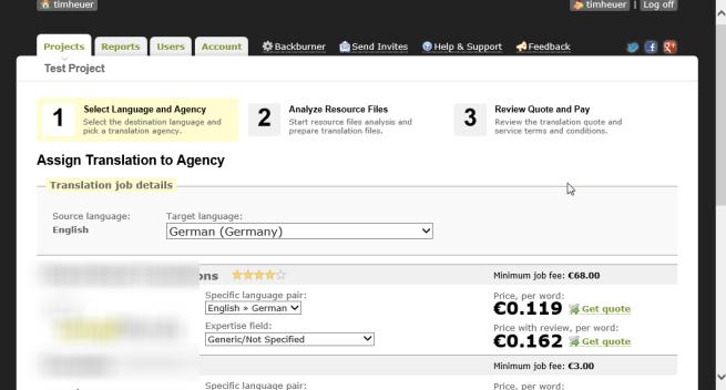 Amanuens agency service