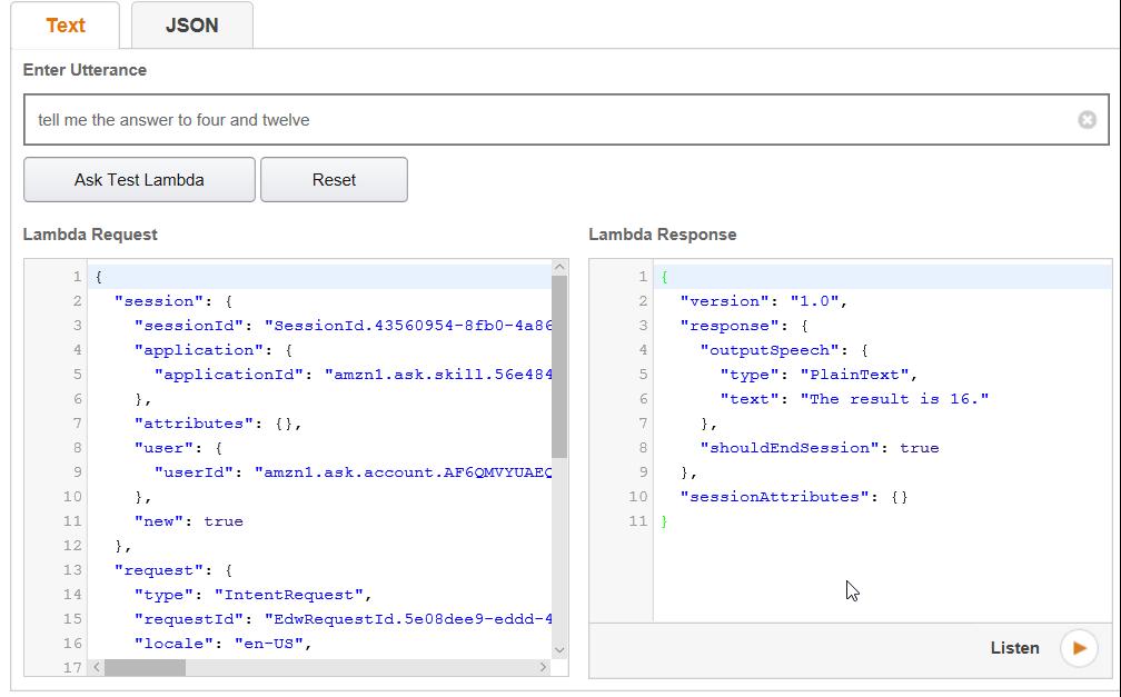 Write your Amazon Alexa Skill using C# on AWS Lambda services