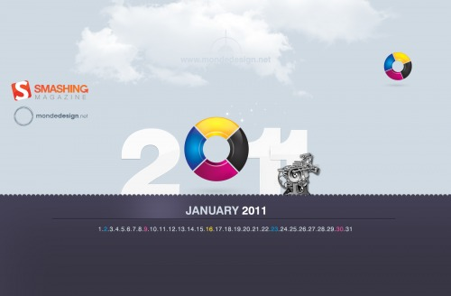 the january themes mostly concentrate on a lot of winter and new year themes with two random drupal 7 wallpaperswarning for non geeks