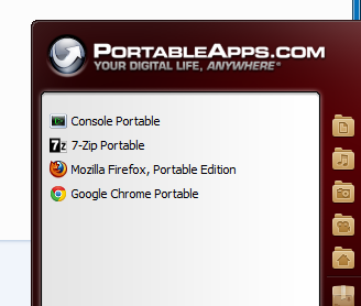 Portable Apps Platform