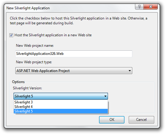 Silverlight Multi-targeting