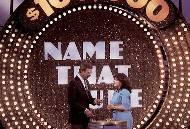 Picture of Name That Tune game show